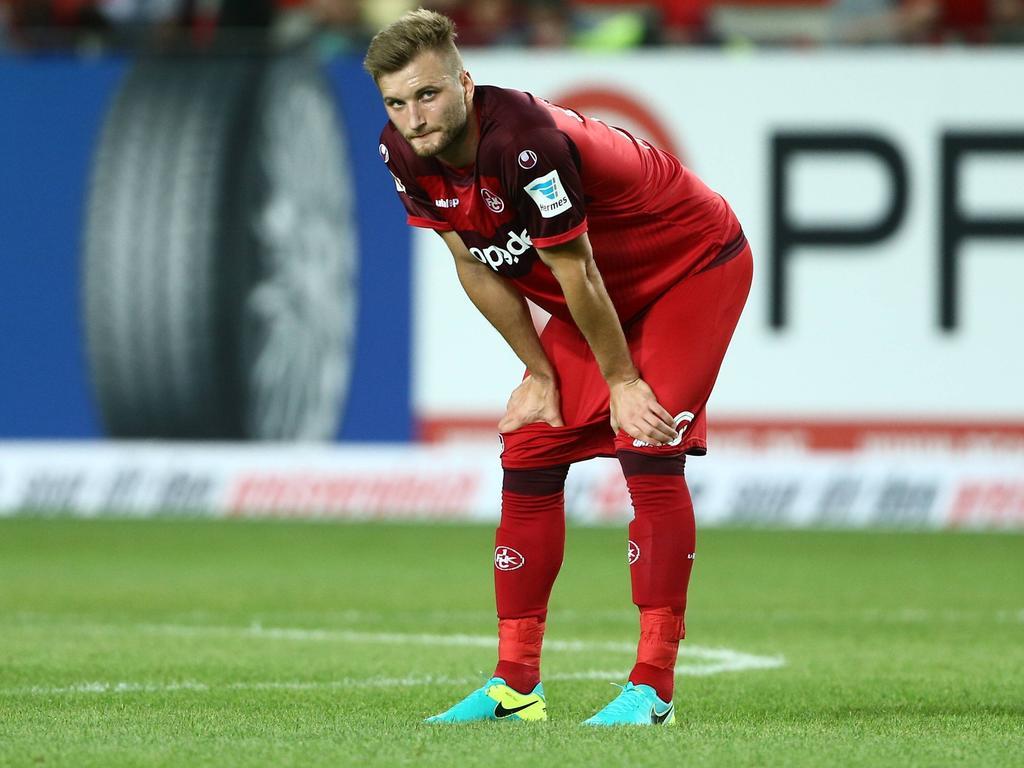 Kacper Przybyłko steht Kaiserslautern weiter nicht zur Verfügung