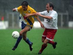 UI Cup 1995: Eintracht Frankfurt - Vorwärts Steyr 1:2