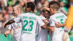 Wo spielt Werder Bremen im DFB-Pokal?