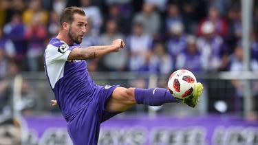 Marc Heider erzielte ein Tor für den VfL