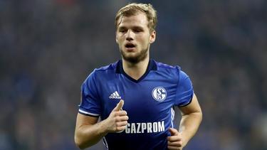 Johannes Geis kommt auf Schalke nicht zum Zug