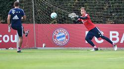 Christian Früchtl ist Bayern-Eigengewächs
