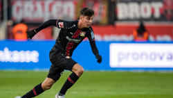 Begehrt: Leverkusen-Talent Kai Havertz