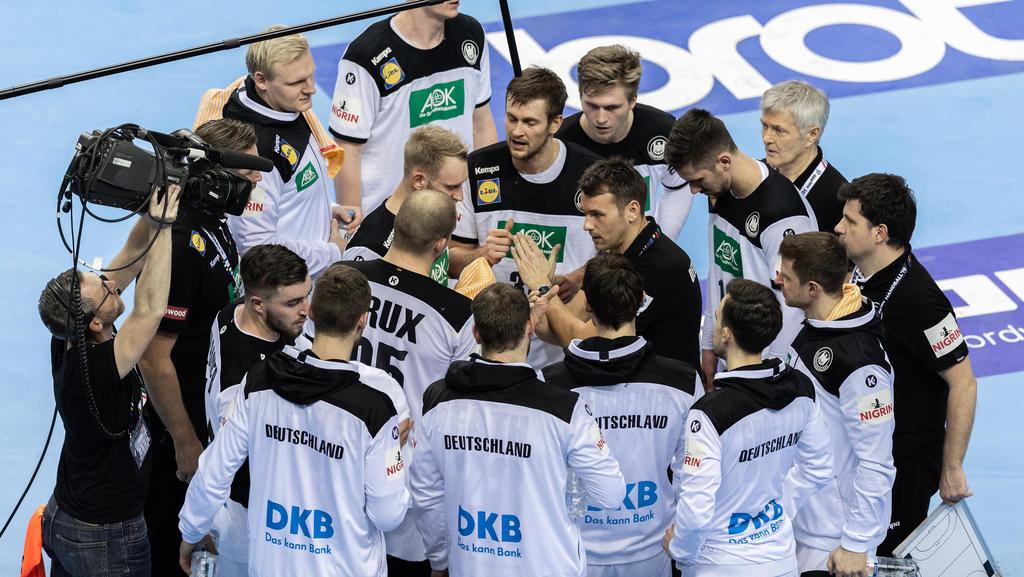 Deutsche Handballer in Bestbesetzung gegen Norwegen