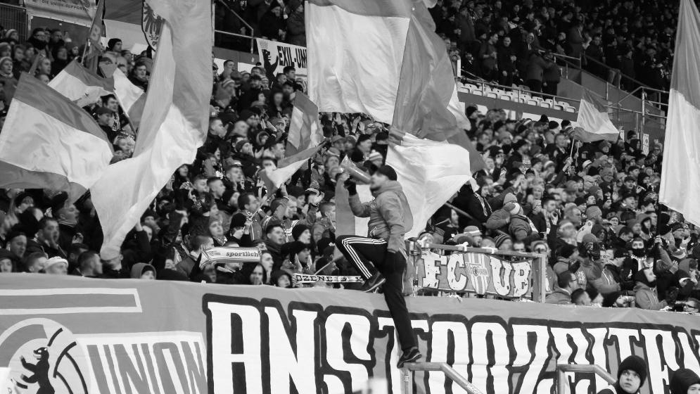 Zweitligist Union Berlin trauert um verstorbenen Fan