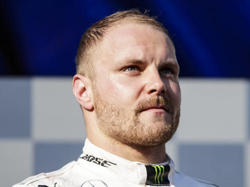 Mercedes-Pilot Valtteri Bottas Bottas zeigt es seinen Kritikern