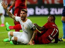 Sergio Ramos y Jerome Boateng (Foto: Getty)