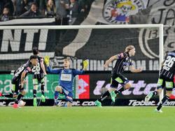 SK Sturm Graz - SV Ried 1:0