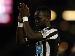 Tioté formó parte de la selección nacional, con la que alcanzó las 52 convocatorias. (Foto: Getty)