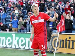 Bastian Schweinsteiger von Chicago Fire
