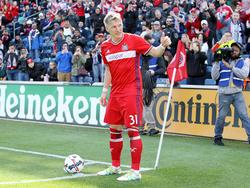 Bastian Schweinsteiger war an zwei Toren beteiligt