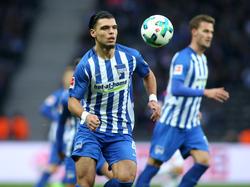 Karim Rekik fehlt beim Auswärtsspiel der Hertha in Stuttgart