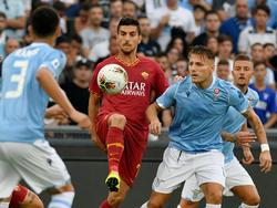 Das Derby zwischen Lazio und AS Rom geht 1:1 aus