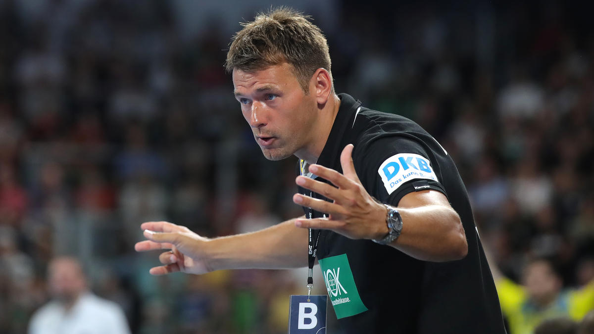Meidet soziale Medien: Handball-Bundestrainer Christian Prokop
