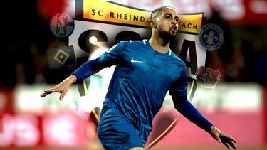 Beim FC Schalke blieb Sidney Sam der Durchbruch verwehrt - nun kickt er in Österreich