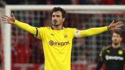 Mats Hummels sieht die BVB-Spieler in der Pflicht