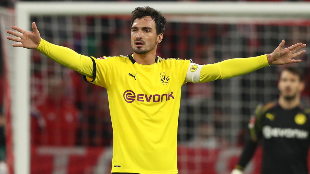 Der BVB empfängt den SC Paderborn