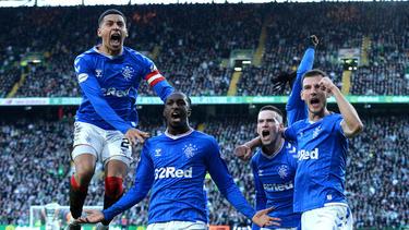 El Rangers ya está en la siguiente ronda.