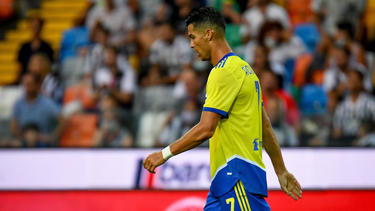 Wechselgerüchte um Juventus Stürmer Christiano Ronaldo