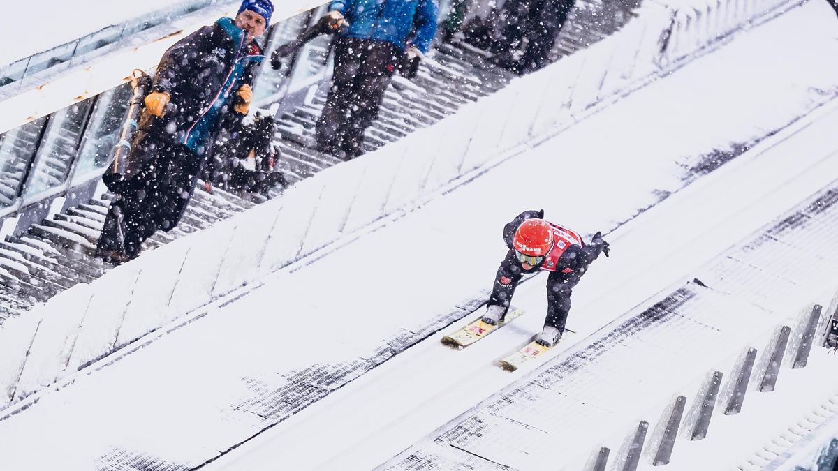 Katharina Althaus nur Siebte in Sapporo