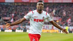 Jhon Córdoba will mit dem 1. FC Köln auch den BVB überraschen