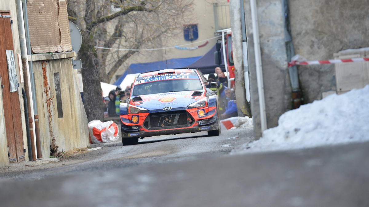 Sebastian Loeb wird nicht bei der Rallye Schweden starten
