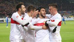 VfB Stuttgart schlägt den 1. FC Heidenheim