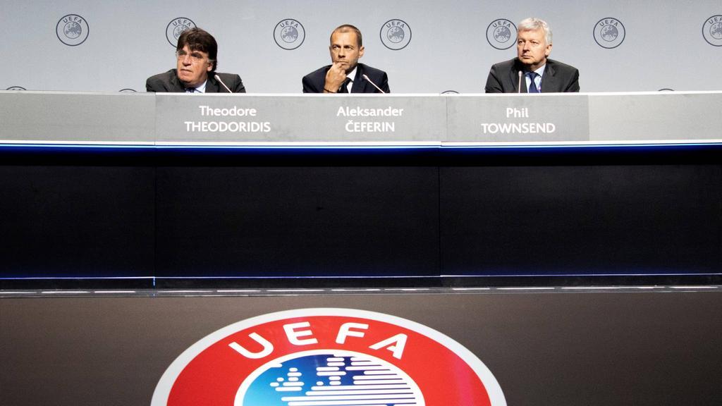 欧足联负责人说赛季仍然可以保存