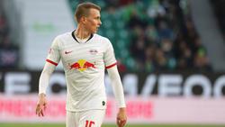 Lukas Klostermann von RB Leipzig wurde zuletzt beim BVB gehandelt