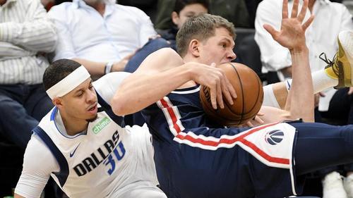 Lobt die Corona-Maßnahmen der NBA: Moritz Wagner