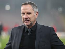 Dominik Thalhammer will die Spurs unter Druck setzen