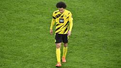 Axel Witsel sucht beim BVB nach seiner Top-Form