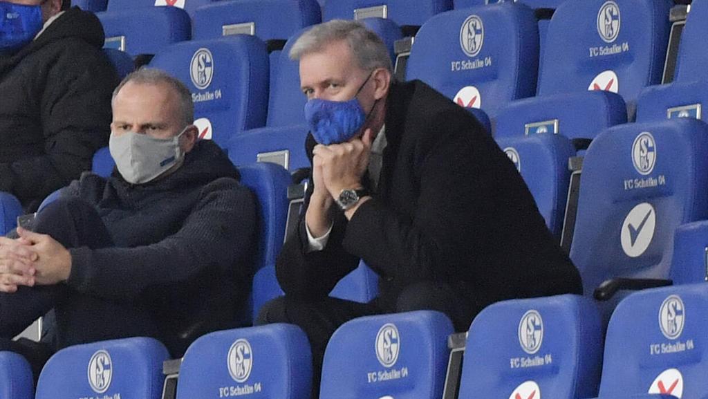 Schalkes Aufsichtsrats-Chef Dr. Jens Buchta muss die Schneider-Nachfolge moderieren
