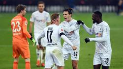 Gladbach gewinnt deutlich gegen den FC Schalke 04
