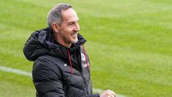 Adi Hütter bleibt bei Eintracht Frankfurt
