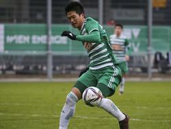 Koya Kitagawa fällt bei Rapid vorerst aus