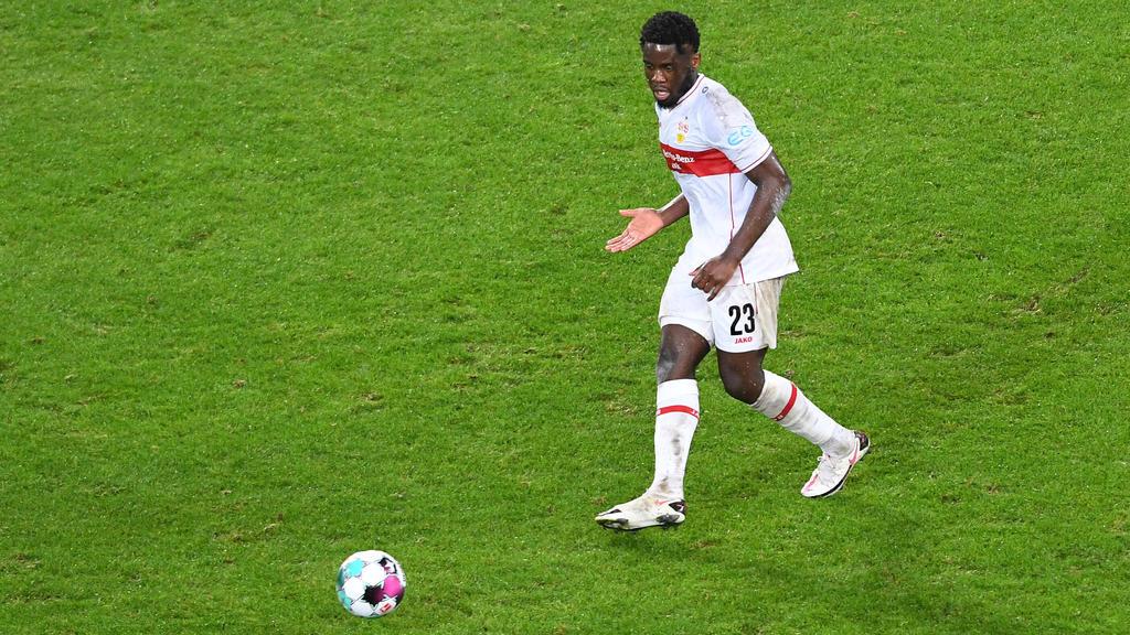 Der VfB Stuttgart hat den Vertrag mit Orel Mangala vorzeitig verlängert