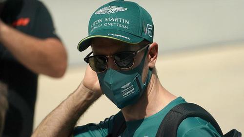 Sebastian Vettel hofft in Imola auf ein besseres Ergebnis