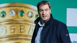 """Söder hält nichts vom """"Zuschauerzwang"""" der UEFA"""