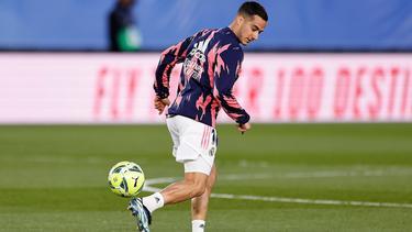 Lucas Vázquez war beim FC Bayern angeblich nie ein Thema