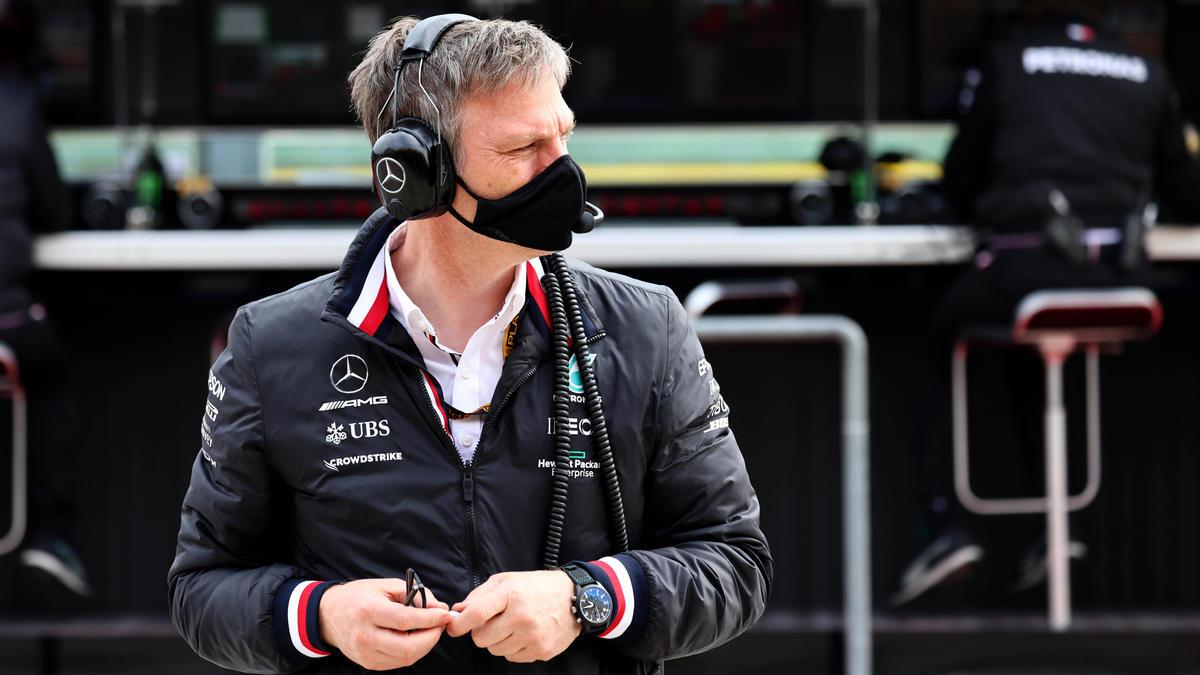 James Allison ist noch rund zwei Monate Technikchef bei Mercedes