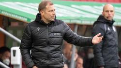 Frank Kramer und Arminia Bielefeld können den Bundesliga-Erhalt aus eigener Kraft schaffen