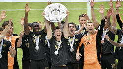 Robert Lewandowski will mit dem FC Bayern wieder Meister werden