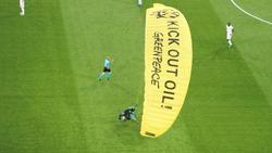 Annalena Baerbock kritisiert die missglückte Greenpeace-Aktion im Münchner EM-Stadion