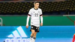 Florian Wirtz brachte die deutsche U21 in Führung