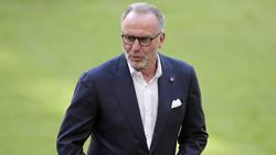 Beim FC Bayern immer noch nah dran: Karl-Heinz Rummenigge