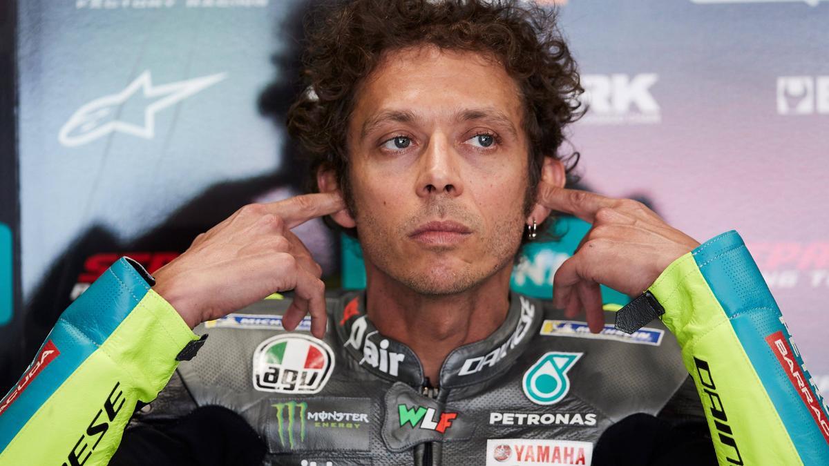 Valentino Rossi will noch nicht aufhören