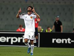 Mohamed Elneny könnte bald in England spielen