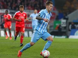 Philip Türpitz bleibt dem Chemnitzer FC treu