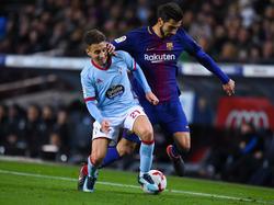 Emre Mor konnte sich bei Celta Vigo nicht behaupten